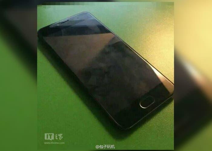 Meizu Pro 6 cazado en imágenes con cuerpo de aluminio