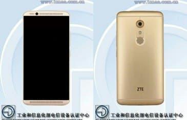 Este podría ser el nuevo ZTE Axon 2