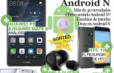 Sorteo – Energy Phone Max 4000
