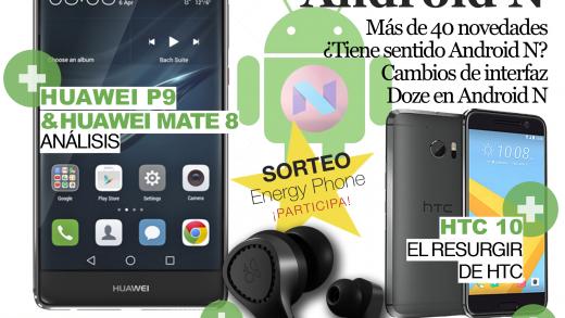 Número de abril de La Revista de Pro Android – Nº6