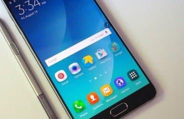 Ya conocemos las especificaciones del Galaxy Note 6