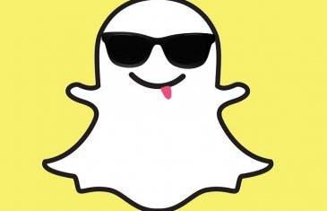 Snapchat incopora emojis con movimiento en tus vídeos