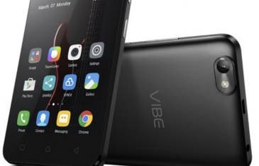 Nuevo Lenovo Vibe C para la gama de entrada
