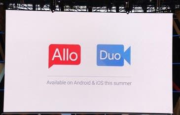 Allo y Duo, los nuevos servicios de comunicación de Google