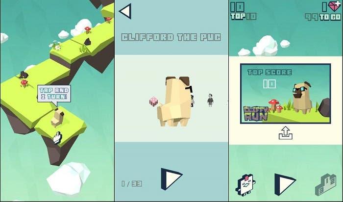 Cliffy-Run-juego-1