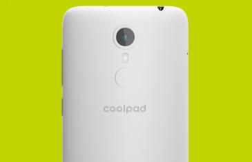 Coolpad Torino S, un smartphone con lector de huellas y diseño elegante