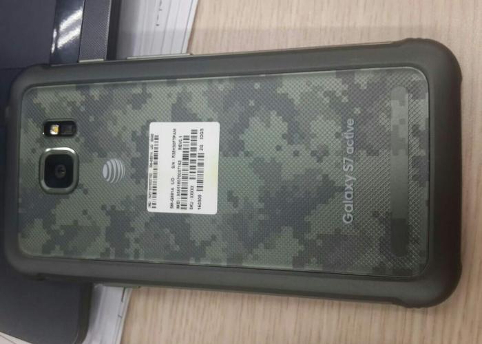 Galaxy S7 Active portada