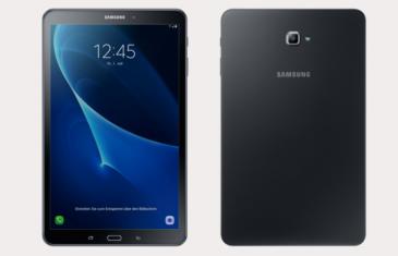 Ya tenemos entre nosotros la Samsung Galaxy Tab A 10.1