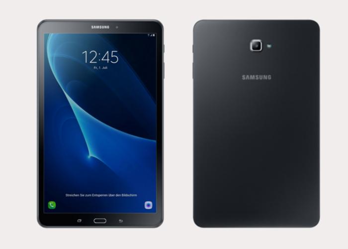 Galaxy Tab A 10.1 portada