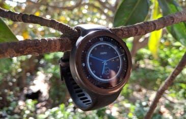 Moto 360 Sport (2015): análisis y experiencia de uso diario