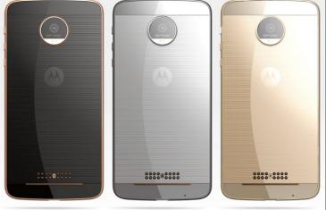 Se filtran imágenes de un posible Motorola Droid
