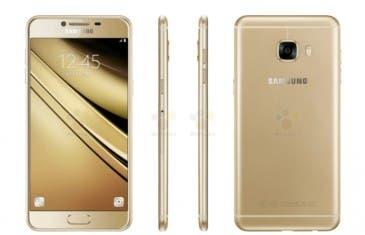 Nuevas imágenes del Galaxy C5 lo muestran al completo