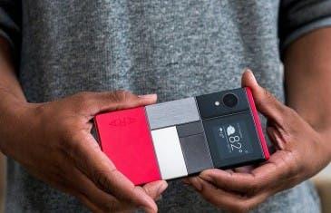 Project Ara y los smartphones modulares de Google llegarán en 2017