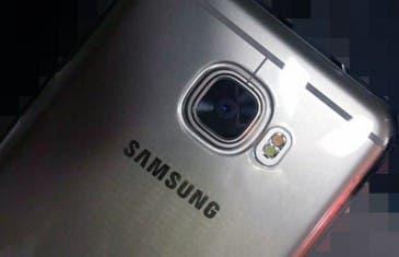 Así luce el Samsung Galaxy C5 en las imágenes filtradas