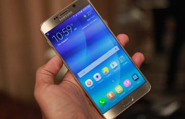 Samsung estudia la posibilidad de saltar del Note 5 al Note 7