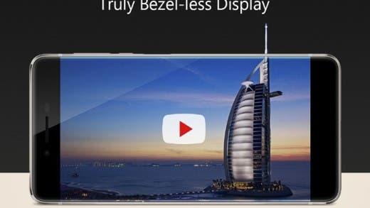 Ulefone Future, el terminal que destaca por su fantástica pantalla