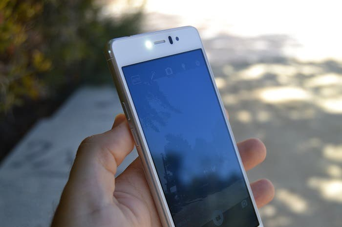 energy phone pro 4g camaras