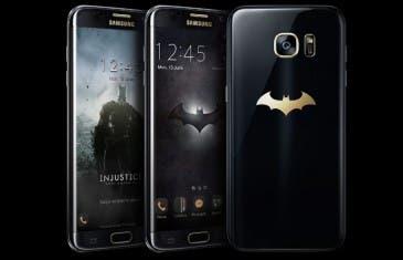 Samsung Galaxy S7 Edge edición Batman ya es oficial