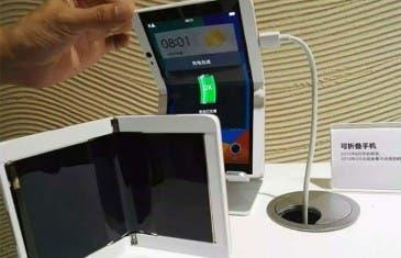 Oppo tiene preparada una tablet plegable para competir con Samsung