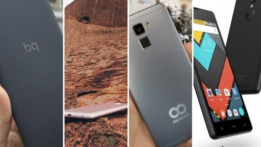 Ofertazas en smartphones españoles, ¡no te lo pierdas!