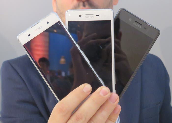 Sony Xperia X: ya podemos ver su primer unboxing
