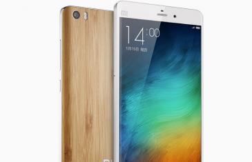 Se filtran las características de las variantes del Xiaomi Mi Note 2