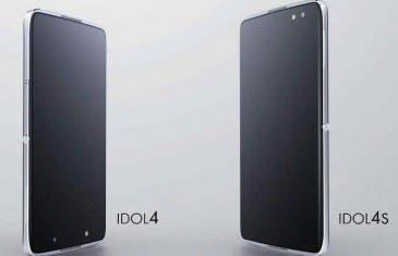 Vodafone ficha el Alcatel Idol 4s para convertirlo en el Smart Platinum 7