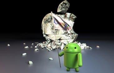 Esto es lo que ha ganado Android y lo que ha perdido IOS en el último año