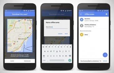 Google Maps ya permite elegir varios destinos en una única ruta
