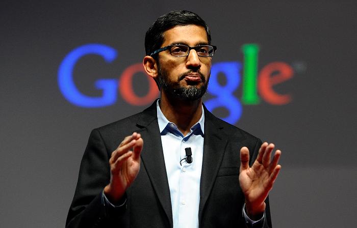 Google Nexus Sundar