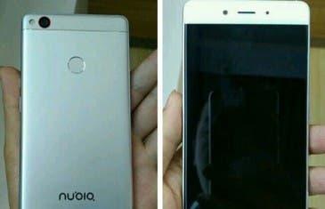 Más imágenes del Nubia Z11 revelan su diseño