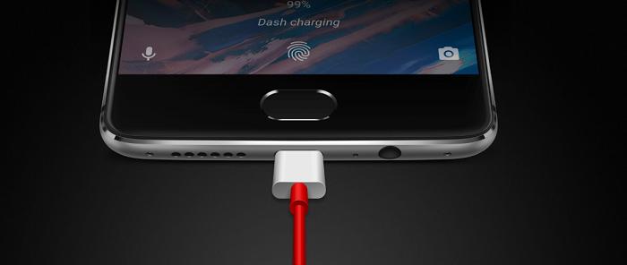 OnePlus 3 bateria