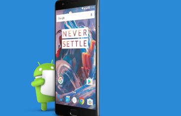OnePlus 3: otra actualización para corregir errores