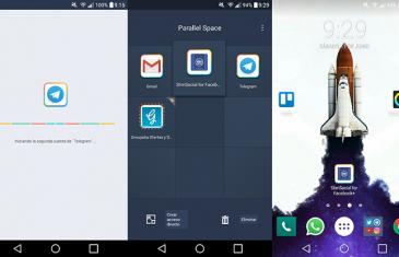 Cómo tener dos cuentas de cualquier aplicación en Android
