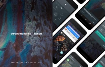 Paranoid Android vuelve a las andadas con novedades y nuevas funciones