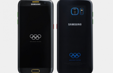 Filtrado el Samsung Galaxy S7 Edge Olympic Edition