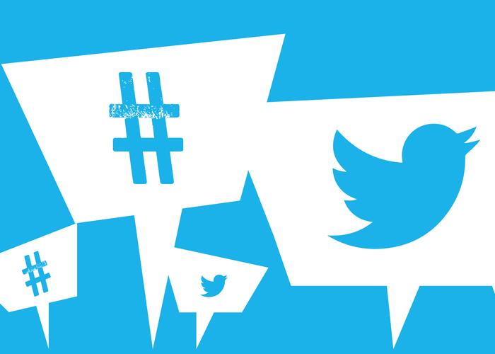 a twitter