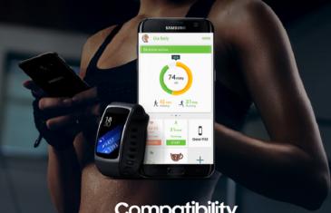 Samsung Gear Fit 2: GPS, Tizen y menor pantalla