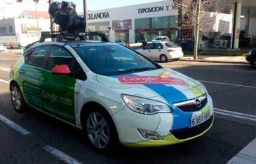 Google StreetView se renueva sencilla pero eficazmente