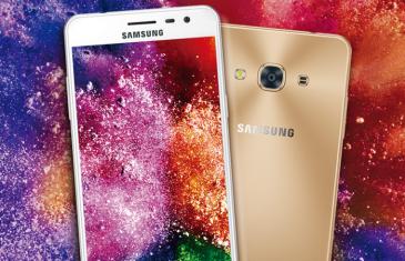 Samsung  Galaxy J3 Pro, presentado oficialmente en China