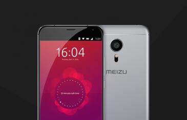 Meizu incluiría una doble pantalla curva en su próxima terminal