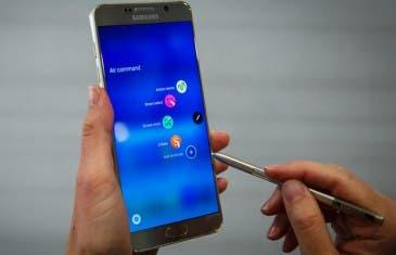 ¿Este es el TouchWiz que veremos en el Galaxy Note 7?