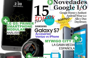 Descarga aquí el número de junio de La Revista de Pro Android – Número 7