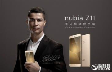 ZTE Nubia Z11 es oficial con Snapdragon 820 y 6 GB de RAM