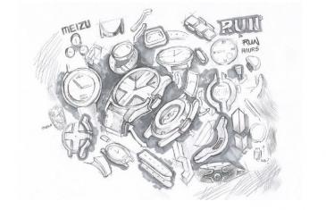 El smartwatch de Meizu estaría muy cerca