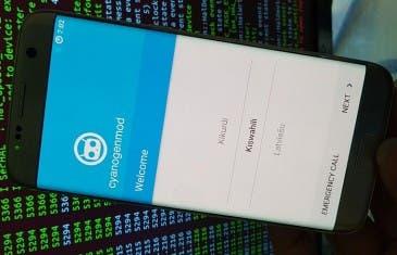 CyanogenMod 13 para Samsung Galaxy S7 Edge ya en desarrollo