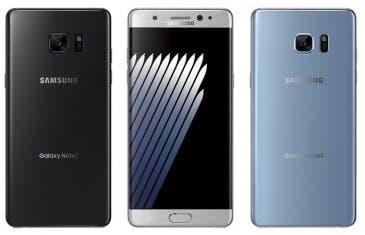 Samsung Galaxy Note 7 llegaría con 6 pulgadas
