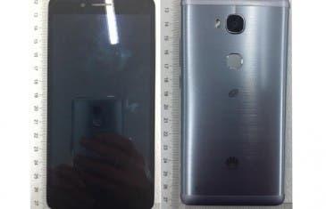 Filtradas fotos reales de un posible Huawei Nexus 6P 2016