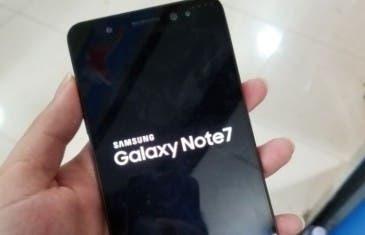 ¿Veremos un Samsung Galaxy Note 7 plano?