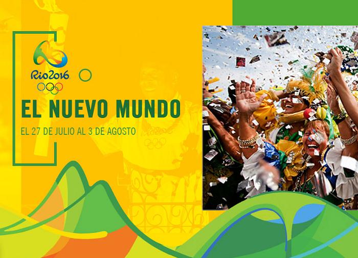 Rio Olimpiadas Igogo